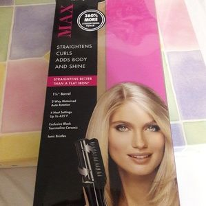 In Styler Max rotating iron